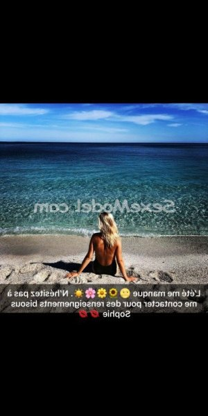 Amaelys escorte girl lovesita massage tantrique