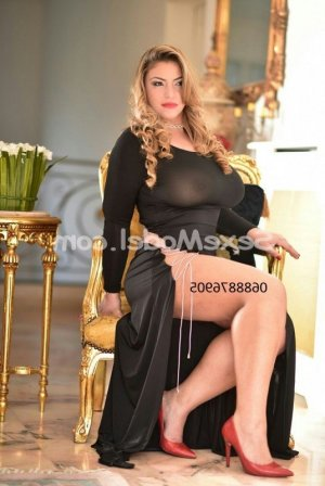 Maria-isabel massage sexemodel escorte