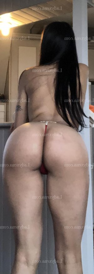 Melyah escorte trans à Remiremont