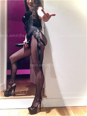 Anne-lyne escort